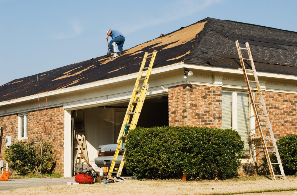 Pearland Roof Repair New Roof