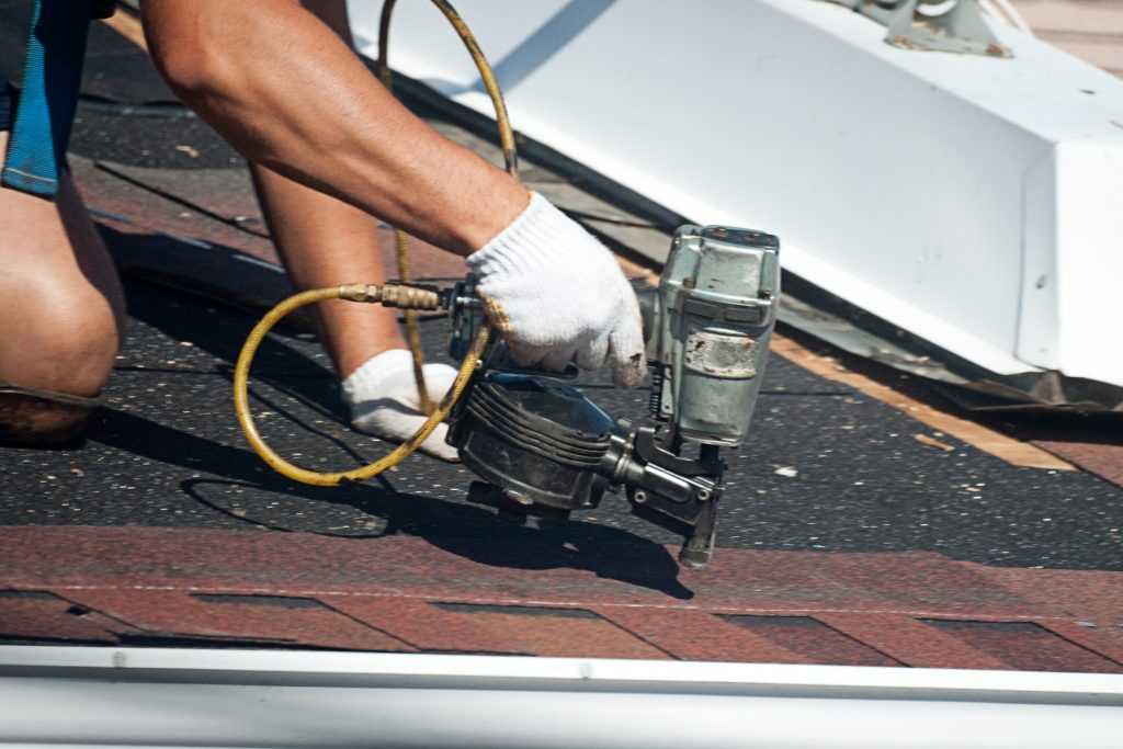 Pearland Roof Repair Shingles